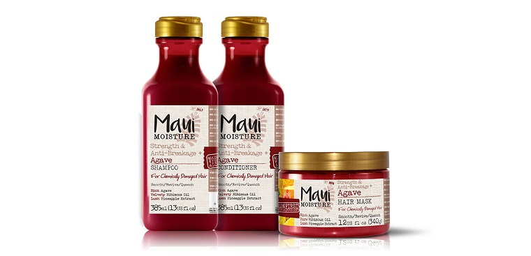 Maui Moisture Strenght & Anti-Breakage ideal für chemisch behandeltes Haar