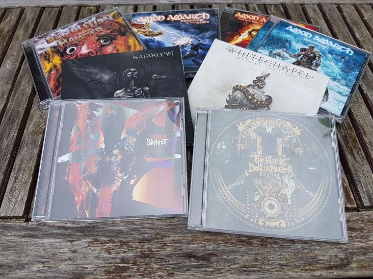 Metal Musik Empfehlung CDs