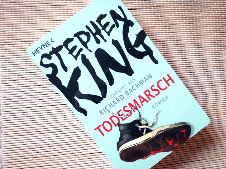 [Rezension] Todesmarsch von Stephen King