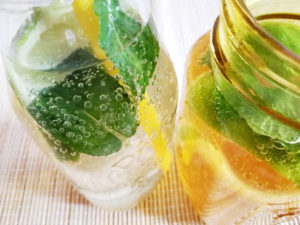 Rezept für alkoholfreien Mojito