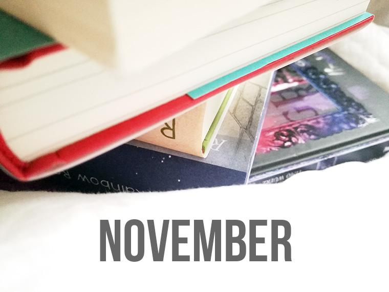Buchtipps für den November