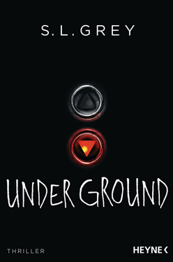 Rezension zu Under Ground von S.L. Grey