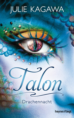Rezension Talon: Drachennacht von Julie Kagawa