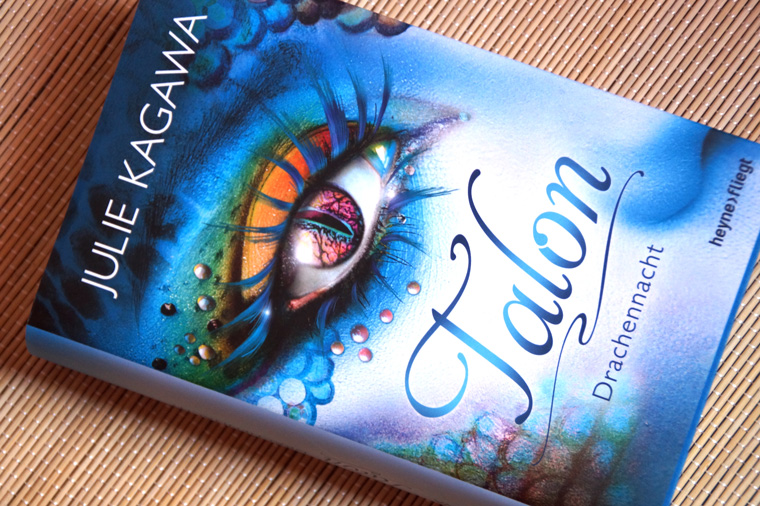 [Rezension] Talon: Drachennacht von Julie Kagawa