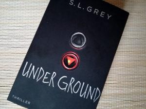 Kurzmeinung zu Under Ground von S.L. Grey