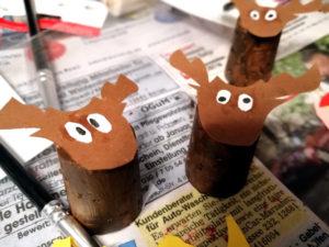 DIY Kinderspiel selbst basteln