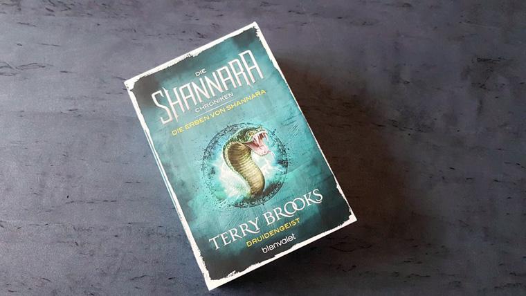 [Rezension] Die Erben von Shannara – Druidengeist von Terry Brooks (2)