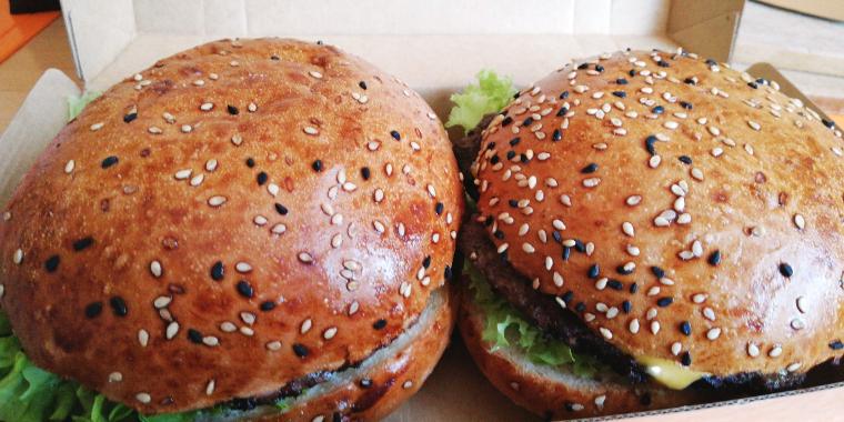 Burger essen in Berlin Hohenschönhausen Empfehlung