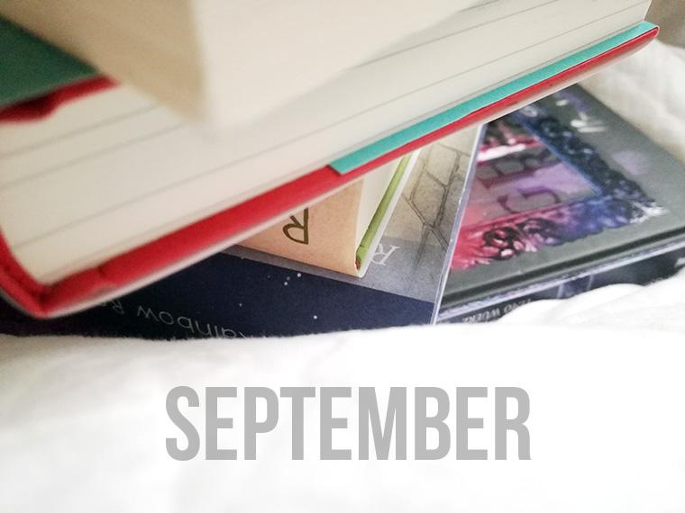 Bedeutungsvolle Buchtipps für den September