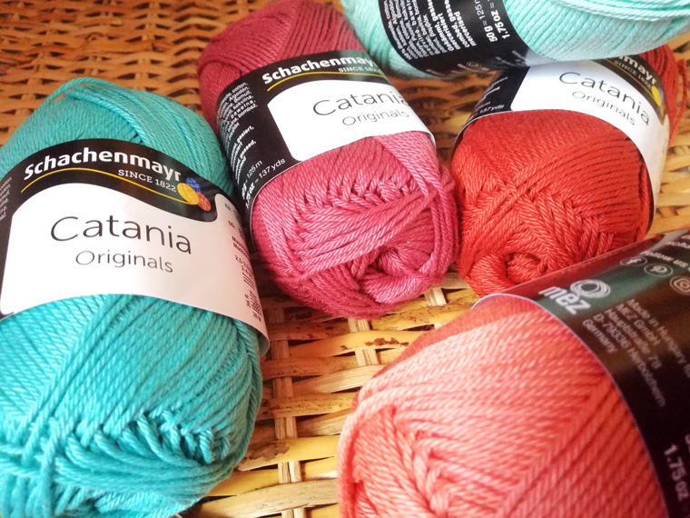 Catania Originals Wolle von Schachenmayr