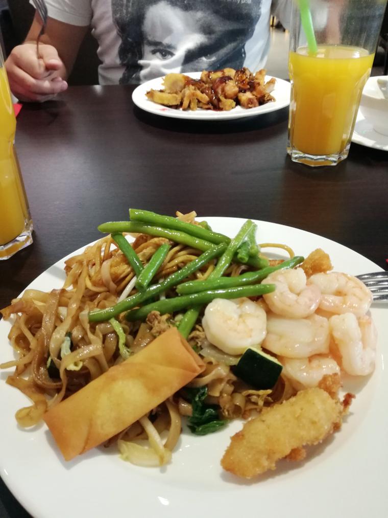 Asiatisch Essen von King Wok in Berlin