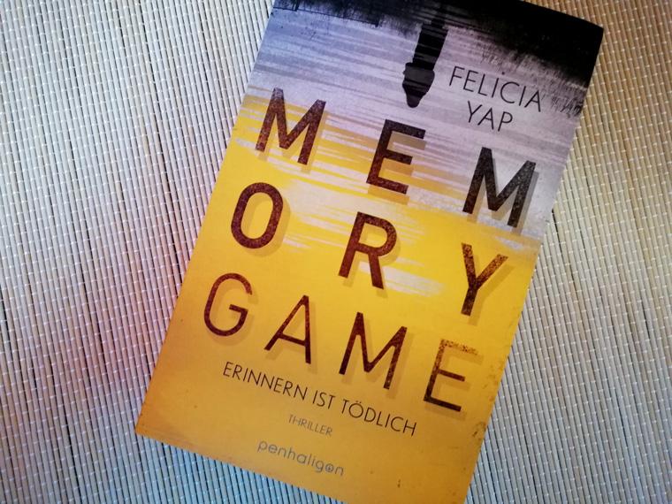 [Rezension] Memory Game – Erinnern ist tödlich von Felicia Yap
