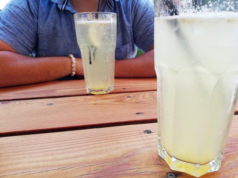Limonade von Peter Pane Ostseebad Binz