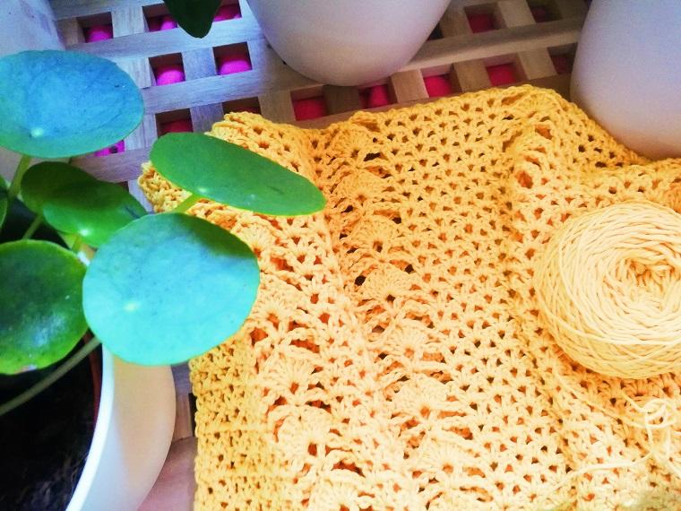 Schal für den Sommer häkeln