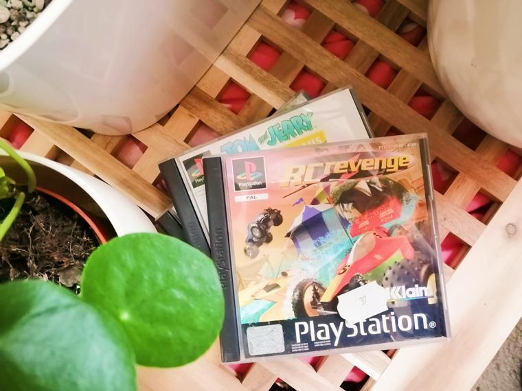 Playstation Spiele aus 90er