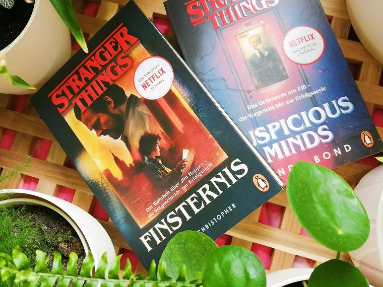 Stranger Things nicht nur auf Netflix | spoilerfrei