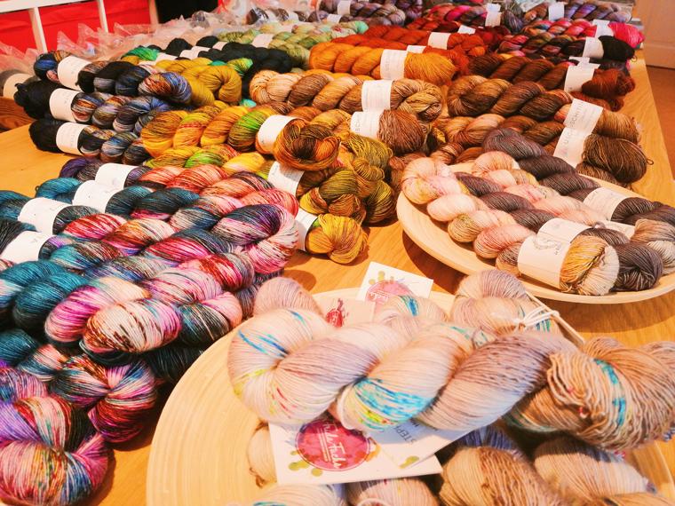 Wolle in Berlin kaufen