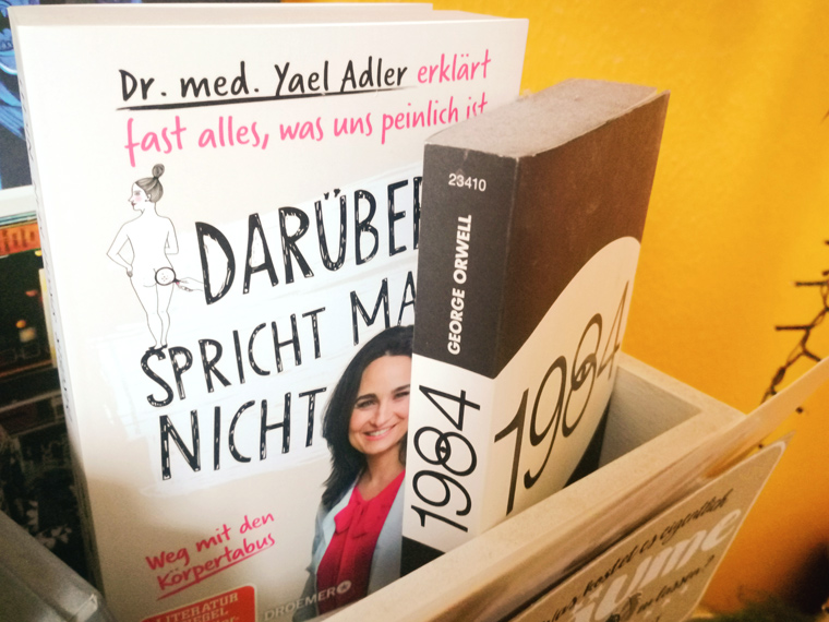 Bücher, die ich behalte Marie Kondo