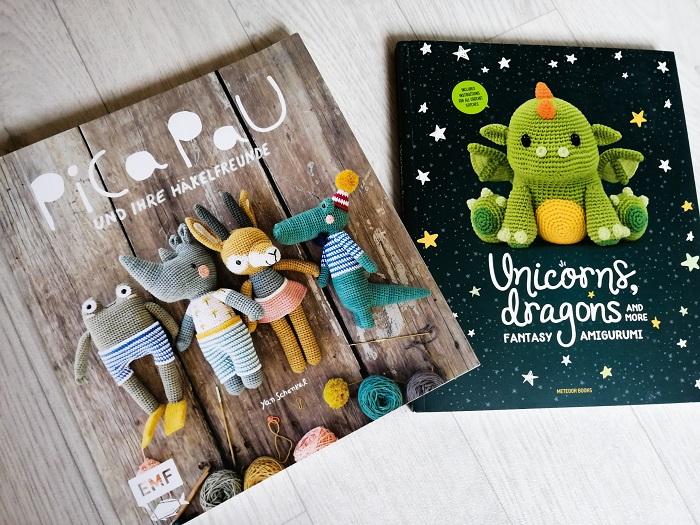 Büchertipps zum Amigurumi selbst häkeln | Anleitungen auf deutsch