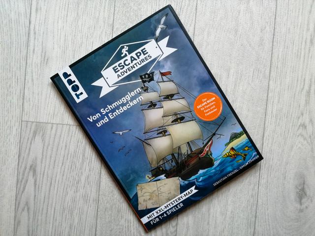 Als Seefahrer im nächsten Escape Adventure