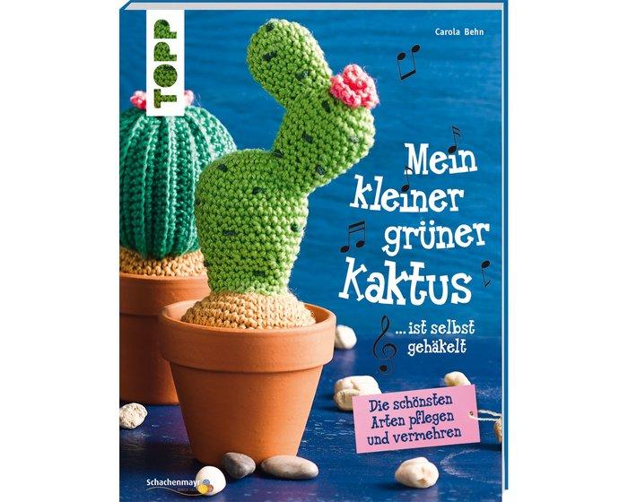 Häkelbuch mein kleiner grüner Kaktus TOPP Verlag