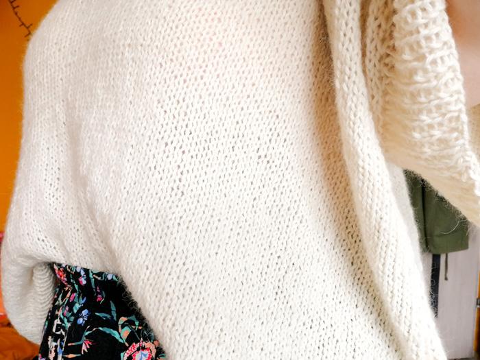[Stricken] Pullover für den Sommer stricken für Anfänger | Plussize stricken