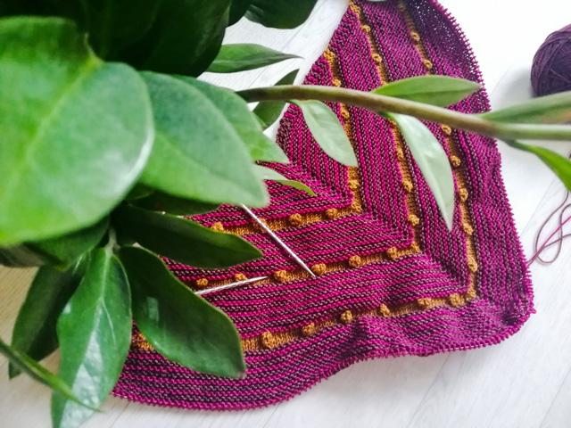 Psyche stabilisieren Gesundheit stärken mit stricken und Handarbeit