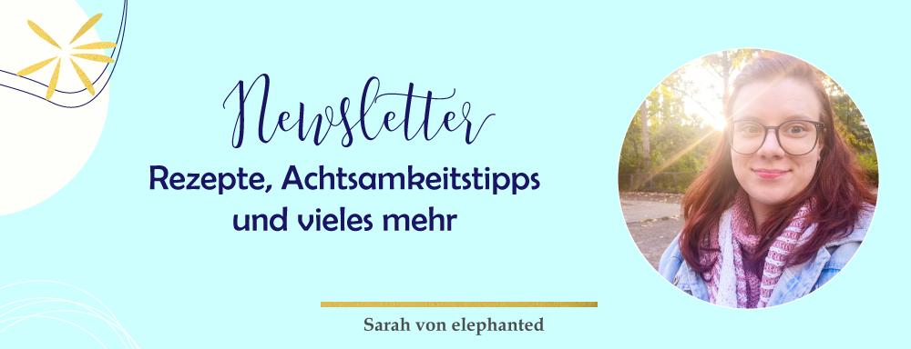Newsletter Achtsamkeit und Persönlichkeitsentwicklung, Fitness, Motivation