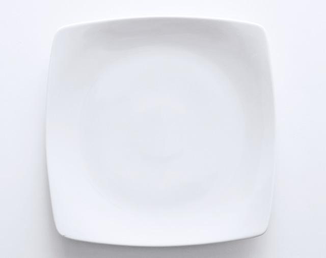 kleinerer Teller hilft beim Abnehmen